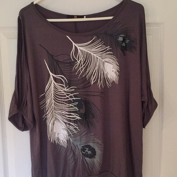 1e4cdce7a9526 isassy Tops - Women s Isassy cold shoulder blouse xxL